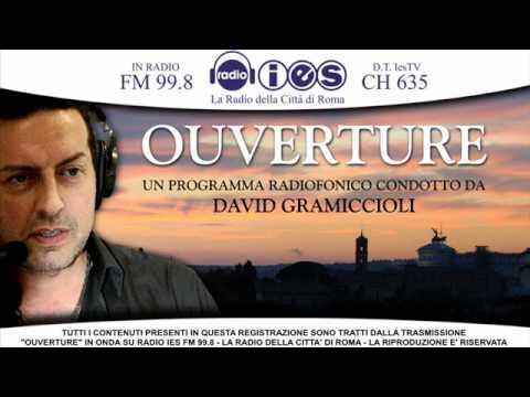 MAURIZIO TORREALTA (FUSIONE FREDDA) RADIO IES OUVERTURE