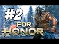 For Honor - Прохождение на русском - часть 2 - Достойный противник