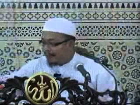 ALLAH Yang Mengajar Nabi saw - Ustaz Kazim Elias