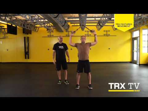 TRX TV October: Improve Shoulder Mobility