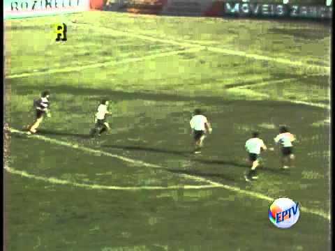 História: Gol de Anselmo - União 1x1 Rio Branco | 1984