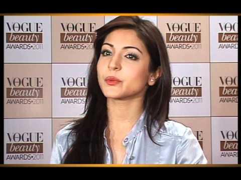 Madhuri Dixit, Anushka Sharma, Dia Mirza - Vogue Beauty Awards 2011