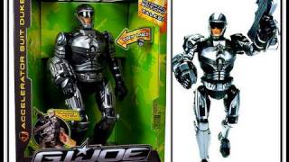 GI Joe Rise Of Cobra Accelerator Suit Duke Movie Talking Action Figure Toy Review view on youtube.com tube online.