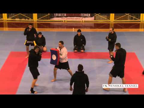 MMA - ΕΠΙΔΕΙΞΗ ΠΟΛΕΜΙΚΩΝ ΤΕΧΝΩΝ 2012