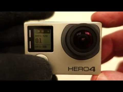 GoPro How To Format or Delete Memory Card