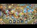 РОЛЛИНГ ПОД АКЦИЮ КОЛЛЕКЦИОНЕР ГЕРОЕВ #2 iOS СЕРВЕР! БИТВА ЗАМКОВ / CASTLE CLASH