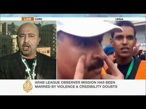 Arab mission is failing in Syria