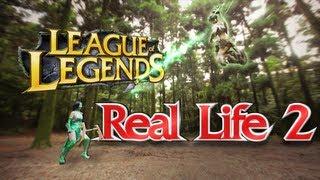 英雄聯盟真人版 League of Legends Real Life 2 -