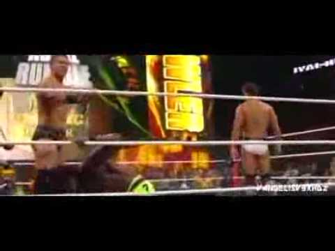 Royal Rumble 2013 - Full Match