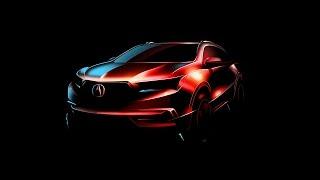Acura MDX стал гибридом