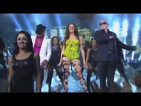 [LIVE HD] Pitbull, Chris Brown and Ne-Yo 2012 NBA All Star Game Halftime Show