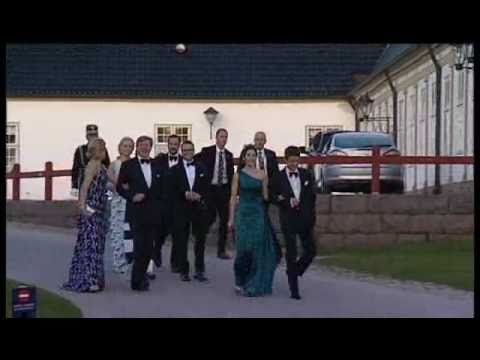 Queen Margrethe's 70th Birthday 9 - Private Dinner at Fredensborg Palace 1 (2010)