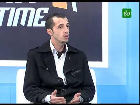 شاهد بالفيديو :الصحفي فوزي حسونة يتحدث عن وضع النادي الفيصلي