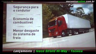 T�cnica - Iveco Stralis Hi-Way - YouTube