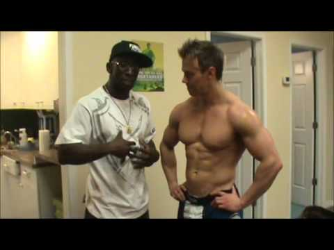 HOW TO GET SIX PACK ABS - FUNK ROBERTS AND WBFF PRO ROB RICHES