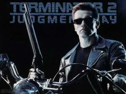 Terminator 2 - Club Scene Music - Bad To The Bone