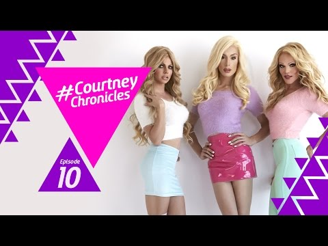 Behind The Scenes: American Apparel Ad Girls - The Courtney Chronicles Episode 10