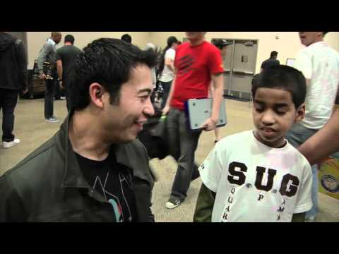Interview w/ Noah - 8 Year Old SSF4 Prodigy