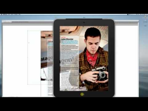 Mag+ 101: Create your first iPad or Android app