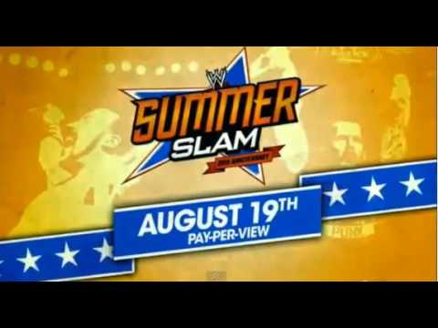 WWE SummerSlam 2012 Theme Song _Don't Give Up_ by Kevin Rudolf and Download Link