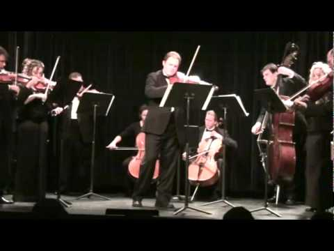 Mikhail Kuchuk and Bachanalia Chamber Orchestra - Antonio Vivaldi - Winter