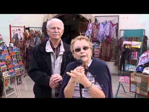 Ernst & Katharina in Jerash