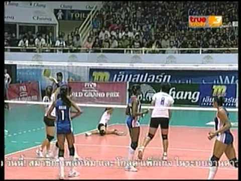 Cuba - Thailand