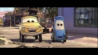 Pixar Cars - Movie Trailer #1 (2006)