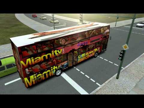 The Jenny Scordamaglia Bus for Omsi