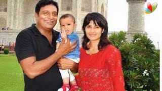 Prakash Raj Becomes Father at 50, Welcomes a Baby Boy Kollywood News  online Prakash Raj Becomes Father at 50, Welcomes a Baby Boy Red Pix TV Kollywood News