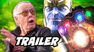 Avengers Infinity War - Stan Lee Road To Infinity War Trailer Breakdown