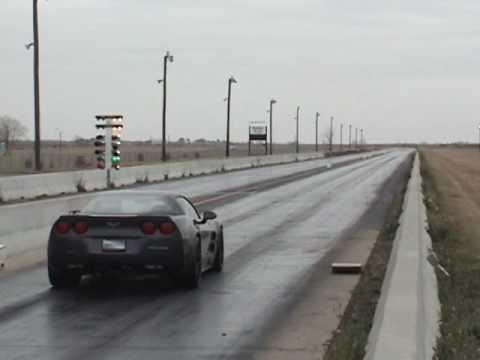 2009 Corvette ZR1 - Hennessey ZR700:  11.03 @ 136 mph