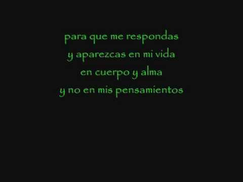 Axel Fernando - Que Estas Buscando De Mi (lyrics)