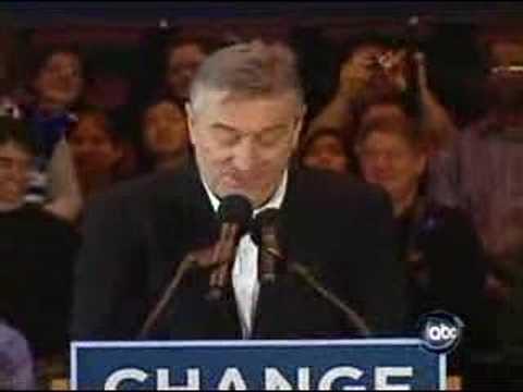 Robert de Niro backs Obama