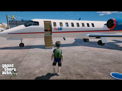 GTA 5 REAL LIFE CHILD MOD #29-FIRST AIRPLANE RIDE - UCm5G5_2-KnwU6BE-VlW2TMQ