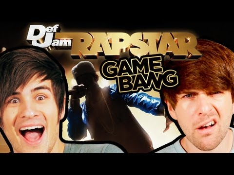 EPIC SMOSH RAP BATTLE (Smosh Game Bang)