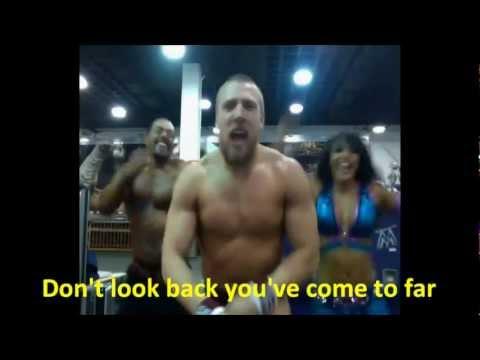 "WWE SummerSlam 2012 Theme Song   Lyrics (""Don't give up"" - Kevin Rudolf)"