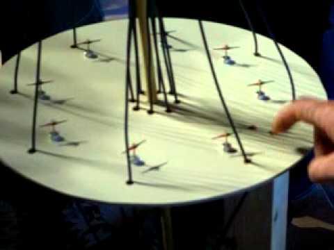 esperimenti di fisica elettrocalamita