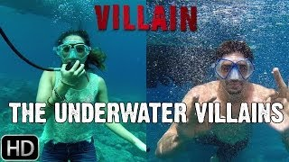 Ek Villain- Under Water Behind The Scenes