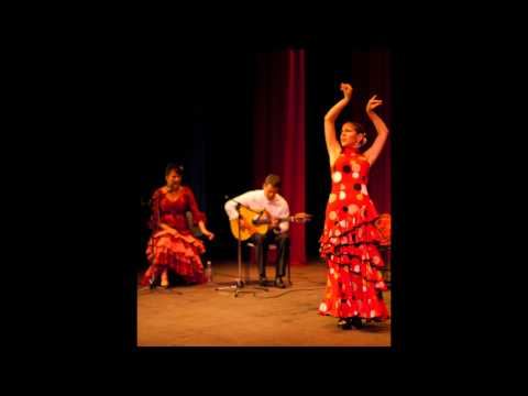 Flamenco Performance @ San Diego Mesa College (HD)