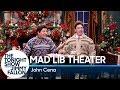 Mad Lib Theater with John Cena