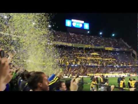 LaMitadMas1 Boca mi buen amigo 2012 Copa Libertadores Boca Juniors vs Corinthians