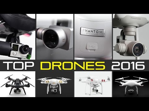 The Best Drones Availible Now (2016) - UCvIbgcm10GqMdwKho8C1Zmw