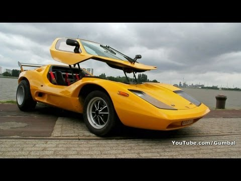 Stirling GT - Very rare kit car!! 1080p HD