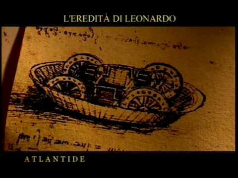 I manoscritti perduti di Leonardo da Vinci - Atlantide - Mario Taddei 2008