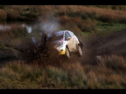 WRC Wales Rally GB 2011  SS16       ( should have been STOPPED!!)