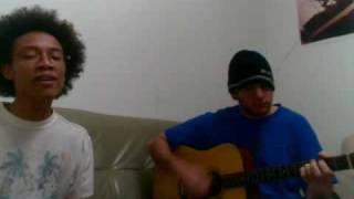 Coldplay and Kings of Leon Mashup - Trouble On Call (acoustic mashup cover)