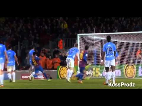 Lionel Messi 2012  So Far Away HD