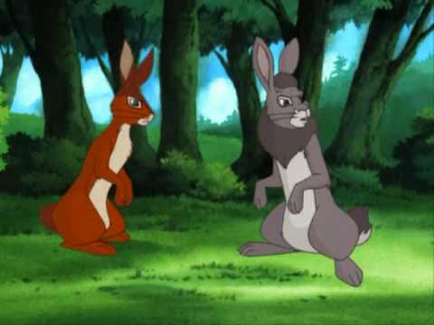 Watership Down episode one: The Promised Land 1/3