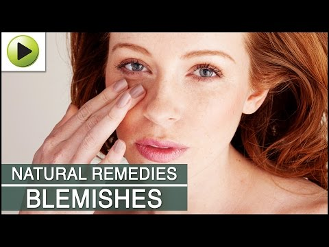Clearing Skin Blemishes - Natural Ayurvedic Home Remedies